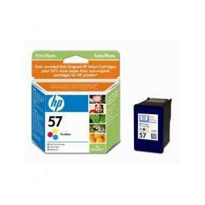 Картридж HP C6657AE №57, MicroJet, color совместимый