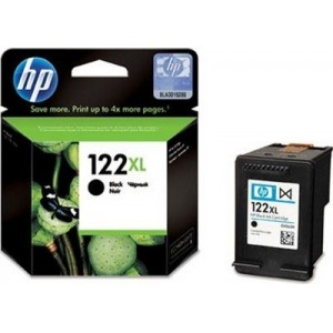 Картридж HP CH563HE №122XL, MicroJet, black совместимый