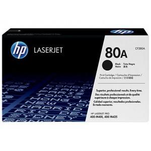 Картридж HP CF280A №80A, black