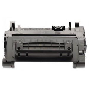 Картридж HP CE390A black Б/У