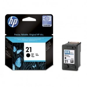 Картридж HP C9351AE №21, black