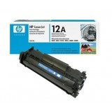 Картридж HP LJ Q2612A №12А, black