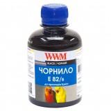 Чернила Epson T081, WWM, 200 г., black, (E82/B)