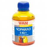 Чернила Epson T081, WWM, 200 г., yellow, (E82/Y)