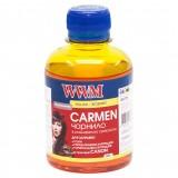 Чернила Canon Universal CARMEN, 200г., yellow, (CU/Y)